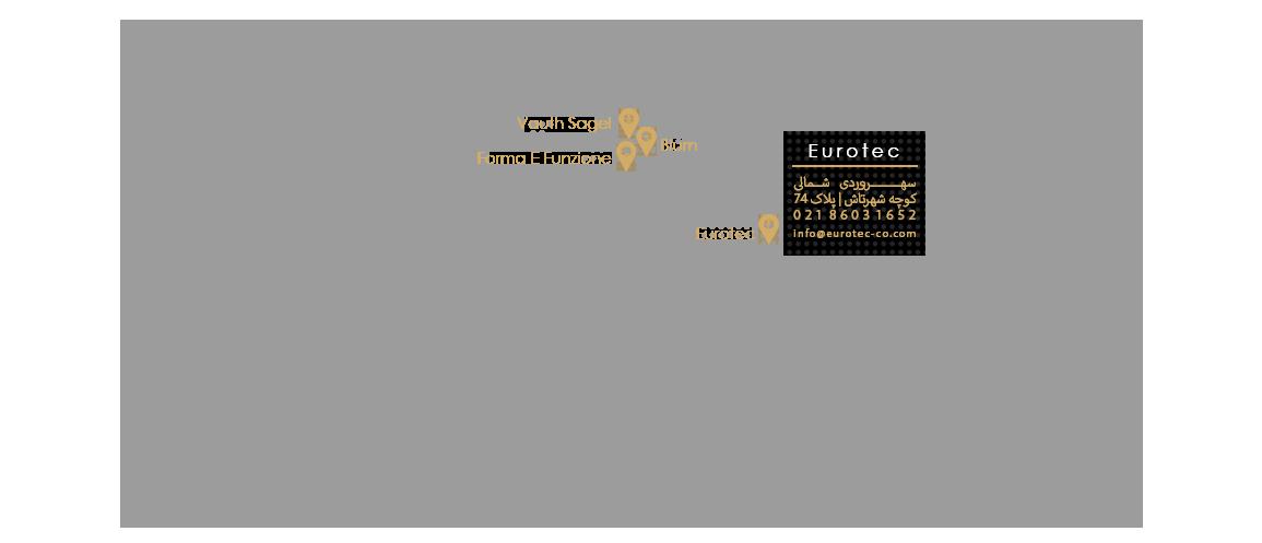 نقشه شرکت ها