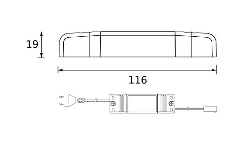 DRIVER-15W-MML-Technical-Drawing
