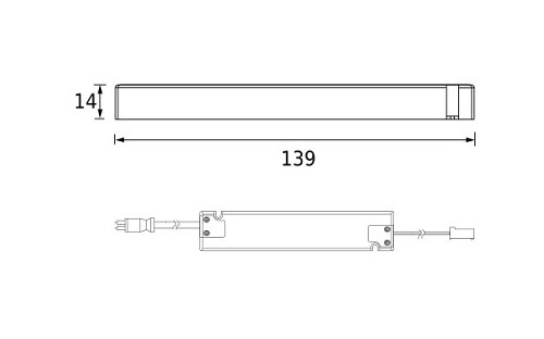 DRIVER-15W-SLIM-JST-Technical-Drawing